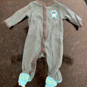 3 month Carters Sleepers